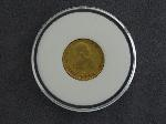 Lot: 205 - 1792 ONE ESCUDO GOLD COIN