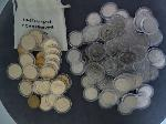 Lot: 208 - (29) PRESIDENTIAL $1 COINS & (77) STATE QUARTERS