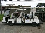 Lot: 667 - Cushman Electric Cart