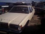 Lot: 03 - 1984 Mercury Grand Marquis