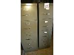 Lot: 23.MA - (2) Filing Cabinets