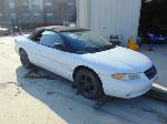 Lot: B608337 - 1998 CHRYSLER SEBRING CONVERTIBLE JXI