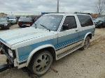 Lot: B612243 - 1987 CHEVROLET BLAZER SUV
