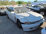 Lot: 327 - 2000 Mitsubishi Galant - KEY