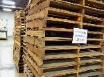 Lot: 200.LUB - (74) 3ft x 4ft Pallets