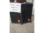 Lot: 221.LUB - (2) Speakers - Fender