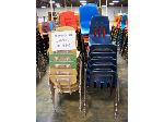 Lot: 245.LUB - (100+) Student Chairs - Assorted Sizes And Colors