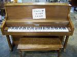 Lot: 255.LUB - Piano - Kimball