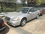 Lot: 1626536 - 2002 NISSAN ALTIMA