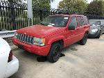 Lot: 1639040 - 1998 JEEP GRAND CHEROKEE SUV - KEY* & STARTED