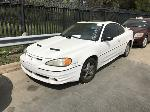 Lot: 1701930 - 2003 PONTIAC GRAND AM - DEMOLISH