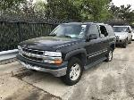 Lot: 1702372 - 2005 CHEVROLET TAHOE SUV - KEY* & STARTED