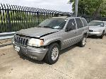 Lot: 1702558 - 2002 JEEP GRAND CHEROKEE SUV