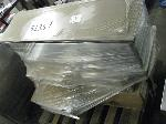 Lot: 5135 - STAINLESS STEEL DISPLAY