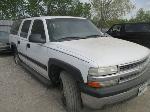Lot: 911-137849 - 2001 CHEVROLET SUBURBAN SUV