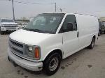 Lot: 10-41552 - 1999 Chevrolet Express Van
