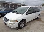 Lot: 15-41525 - 2000 Chrysler Town And Country Van