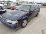 Lot: 19-41483 - 1998 Volvo S90