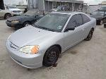 Lot: 20-41498 - 2002 Honda Civic