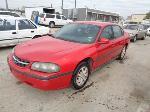 Lot: 25-101545 - 2004 Chevrolet Impala