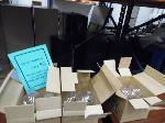 Lot: 92.HO - (3) BOXES CORNING PYREX LAB GLASSWARE