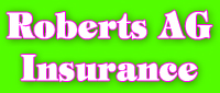 Website for ROBERTS AG INSURANCE