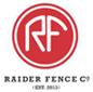 Website for RAIDER FENCE COMPANY