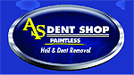 Website for A.S. DENT SHOP LLC