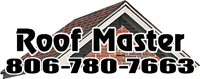Website for ROOF MASTER & CONSTRUCTION