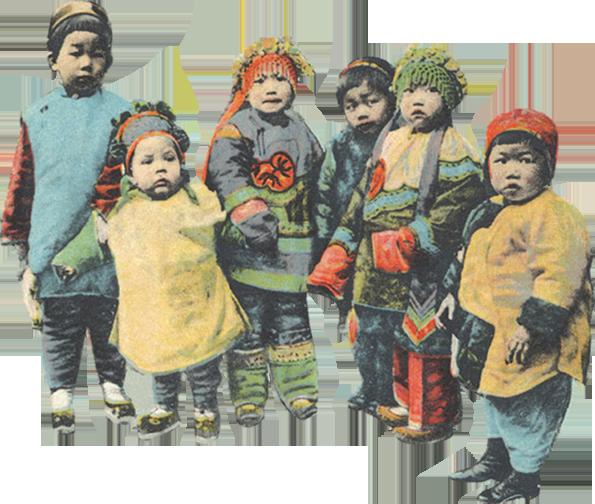 Luckee by Susur Lee Children