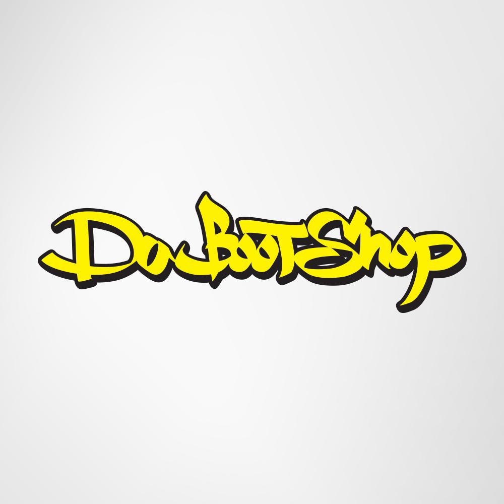 Text Based Logo Design