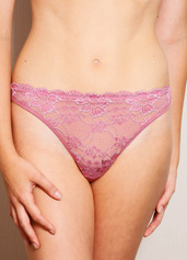 New - Kira Lace Thong