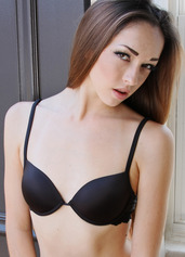 Size 34AAA - Lightly Padded Push-up Bra