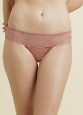 Thongs - Lucia Thong - Two Tone