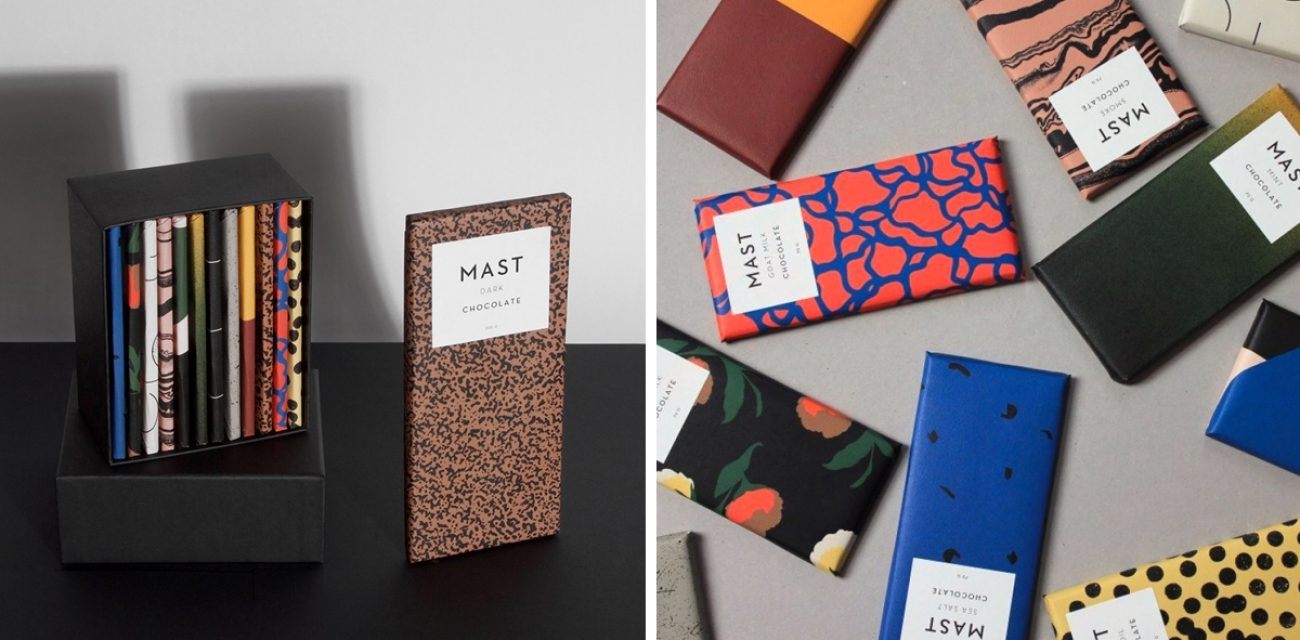 Simple to Simply Decadent: A Typographer's Favorite Packaging