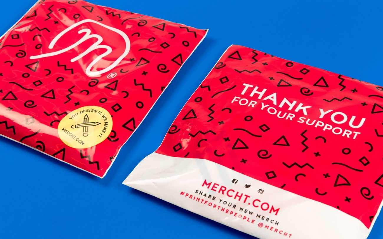 Mercht Getting the Most Out of Your Poly Mailer Design