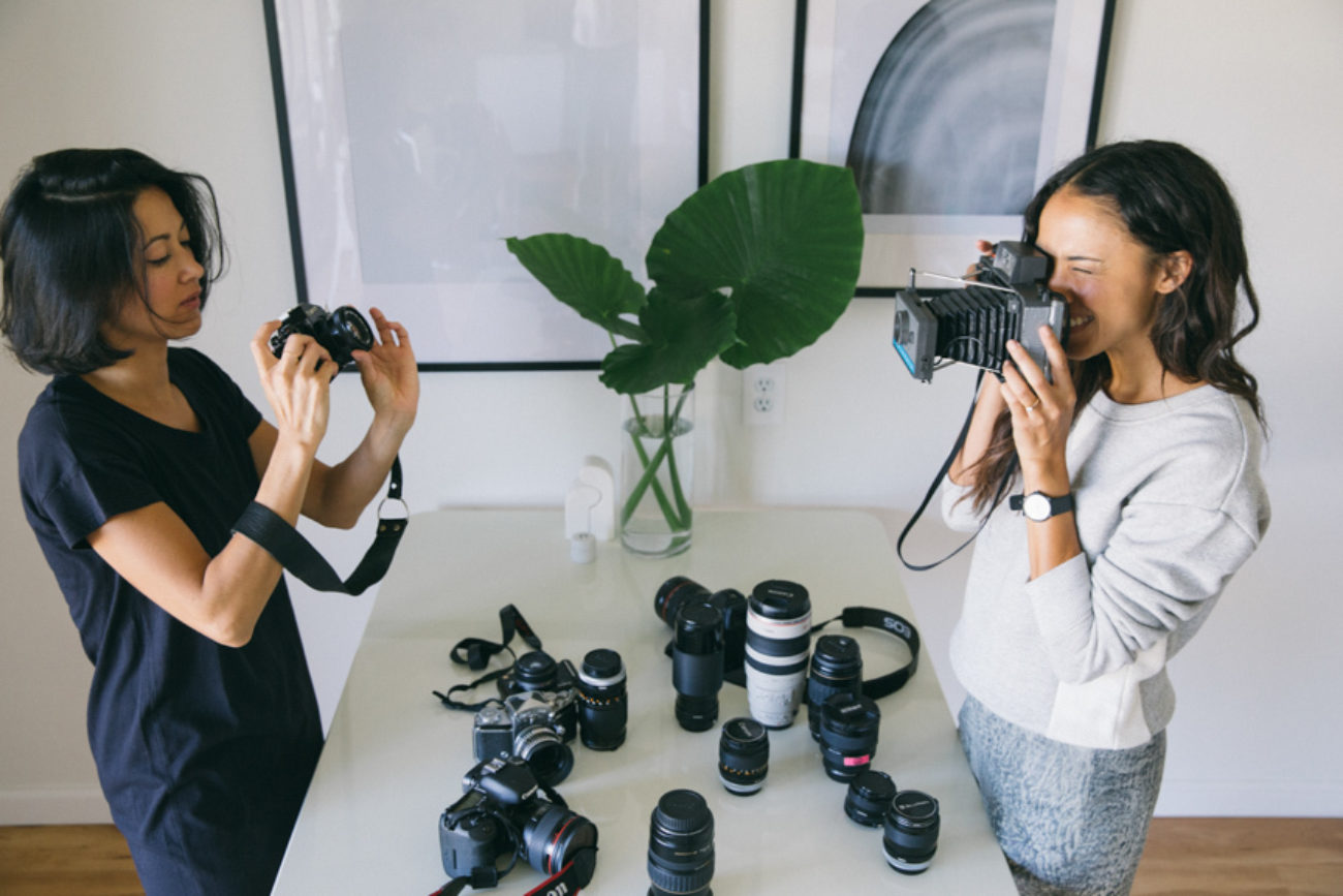 Talk Shop with Hana Ardelean and Jen Dionne, founders of Tiger Tiger Studio