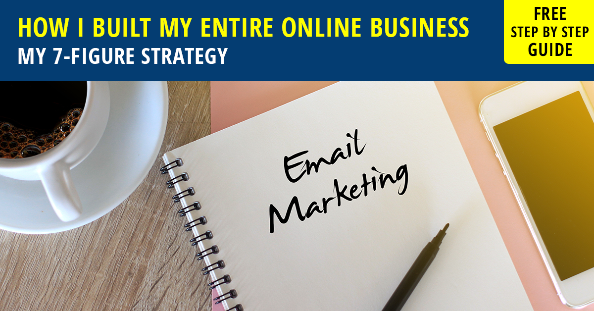 Email Marketing – One of The Best Ways To Make Money Online (My $3 Million a Year Strategy)…
