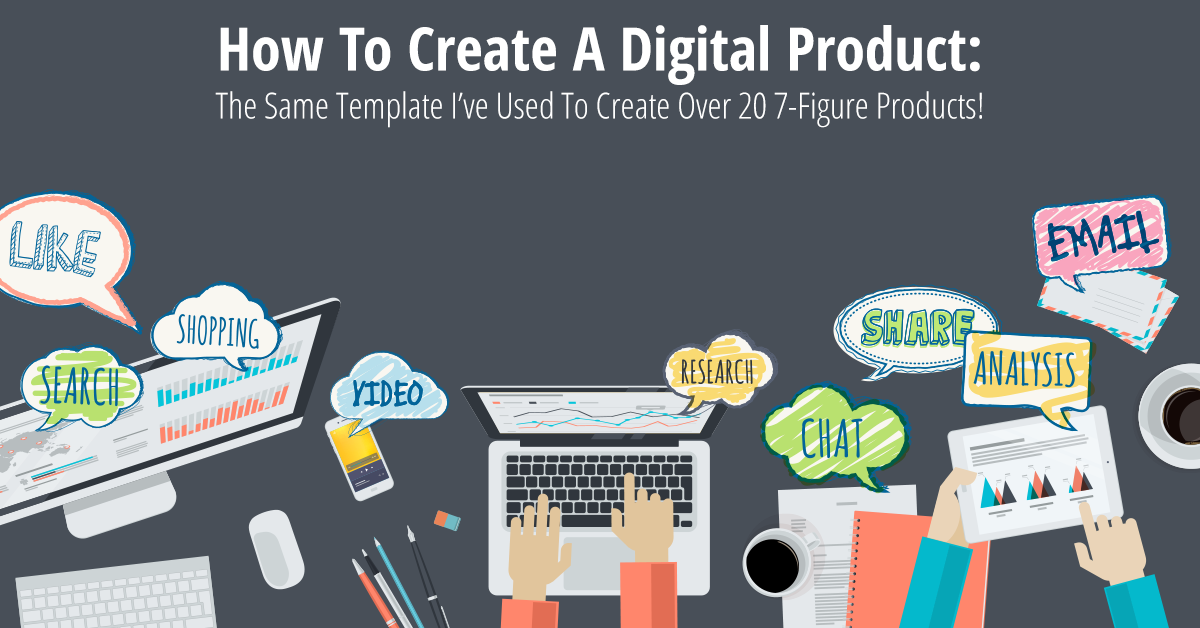 how to make digital products