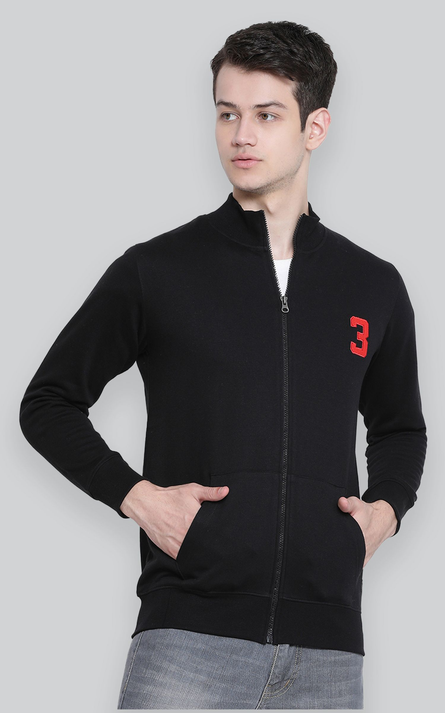 Hi-neck Jackets