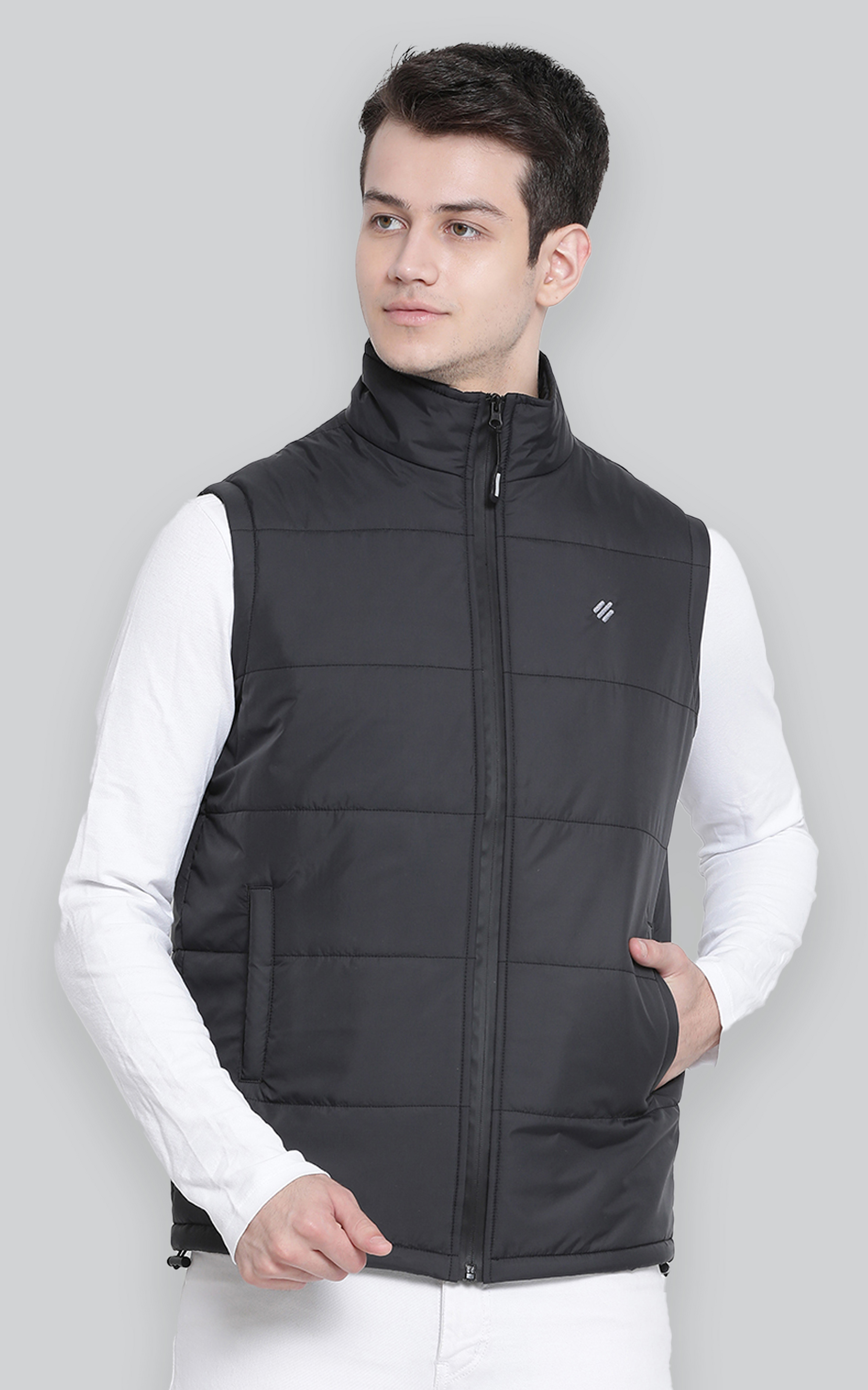 Padded Jacket Sleeveless