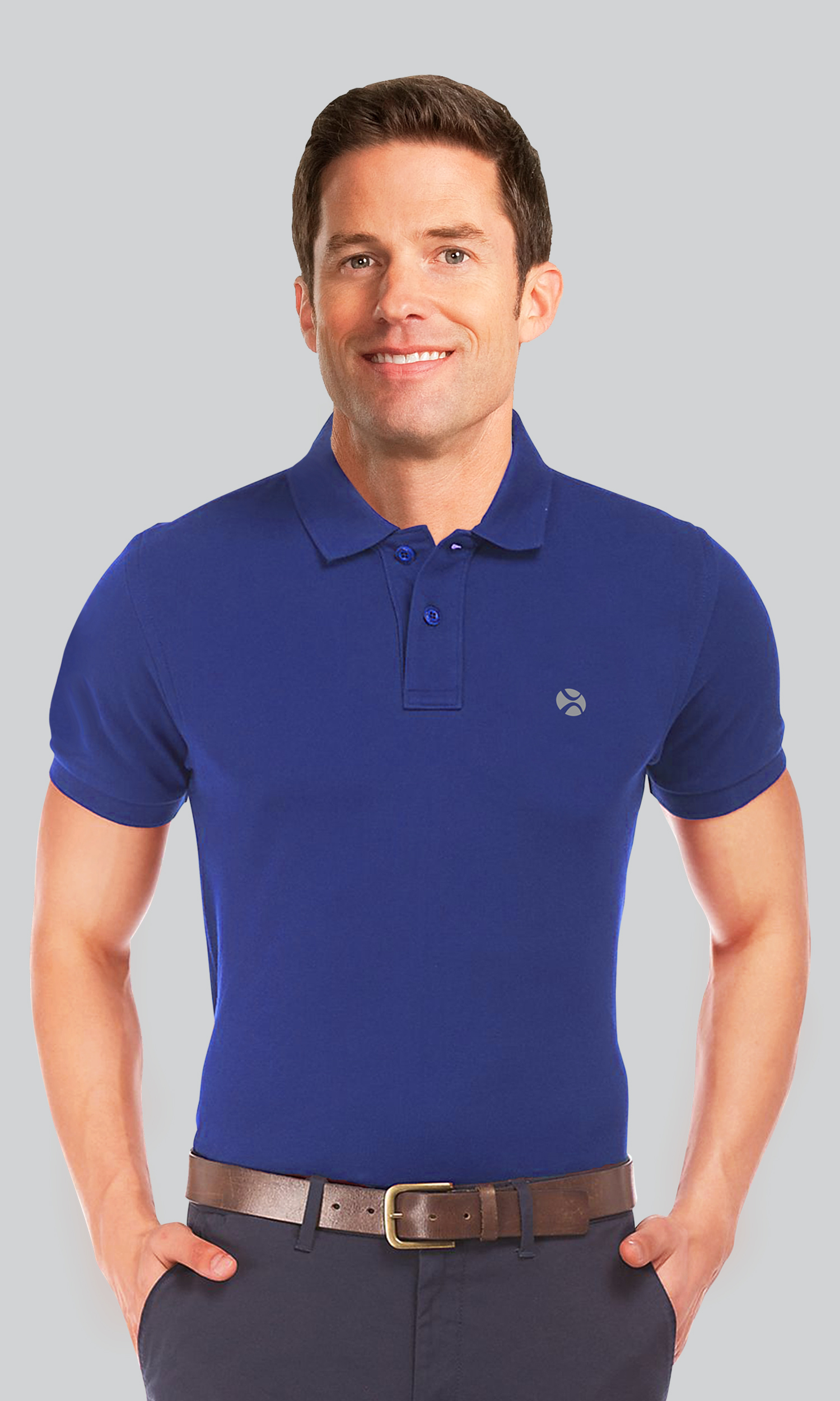 Polo T-Shirt Without Pocket