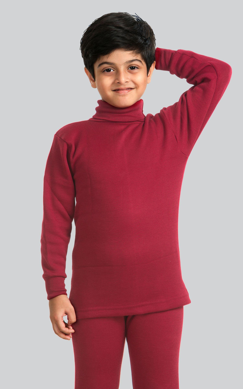 Lux Cott's Wool High Neck