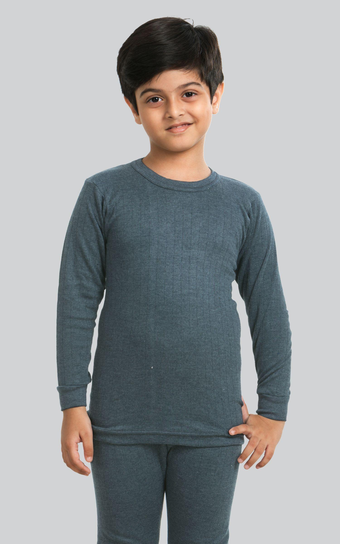 Lux Cott's Wool Round Neck