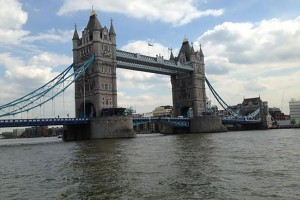 LVC offers a summer study abroad program in London, England