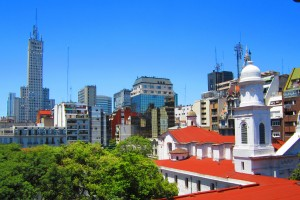 LVC offers a study abroad program in Buenos Aires, Argentina
