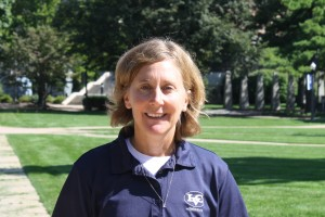 Erin Sanno is an associate director of admission at Lebanon Valley College