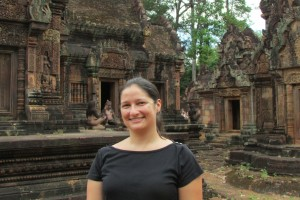 After graduating from the LVC Politics program, Lisa Burkholder traveled to Indonesia for her career