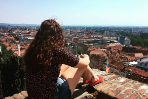 Hannah Pell spent a year studying in Austria with the Fulbright Program