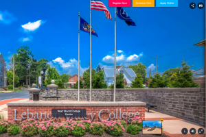 Virtual Tour of Lebanon Valley College
